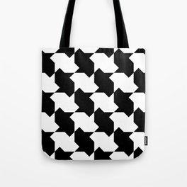 BW Tessellation 4 2 Tote Bag