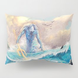 Poseidon Pillow Sham