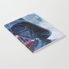 Darth Vader Storm Notebook