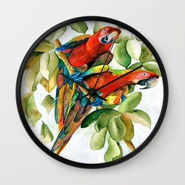 Mates for Life Wall Clock