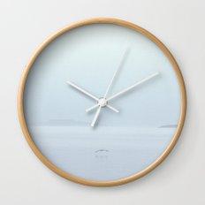 AT DUSK II Wall Clock