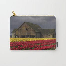 Everlasting Blooms Carry-All Pouch
