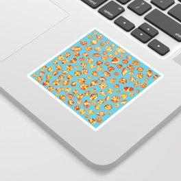 Gemstone Field Sticker