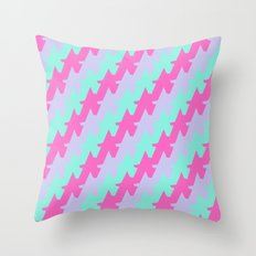 A For Awesome Throw Pillow