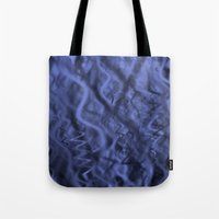 fabric Tote Bags featuring Fabric by CuriousLillDoe