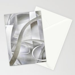 Paper pattern Stationery Cards