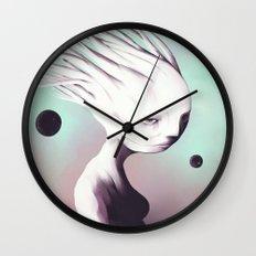 The unwanted II Wall Clock