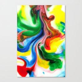 Jig Canvas Print