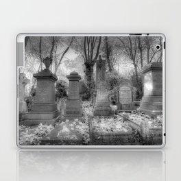 Highgate Cemetery London Laptop & iPad Skin