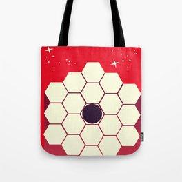 james webb space telescope, Tote Bag