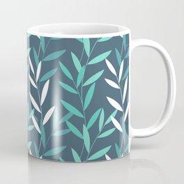 Blue Pattern nature Coffee Mug