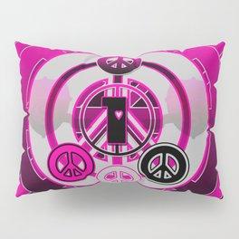 One Love (Pink) Pillow Sham