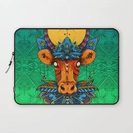 Holy Cow! Lotus. Laptop Sleeve