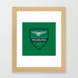 PHIFC (Italian) Framed Art Print