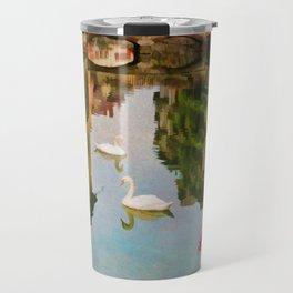 Annecy France Travel Mug