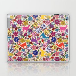 Peruvian Llamas Laptop & iPad Skin