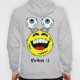 FREAKIN' LAUGHING EMOTICON! Hoody
