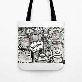 Beatnik Tote Bag