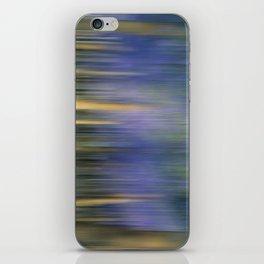 BLUEBELL WOOD iPhone Skin