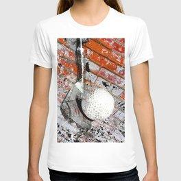 Modern Golf Art 3 T-shirt