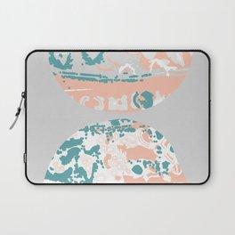 Pastel Pom Pom Laptop Sleeve