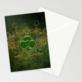 Happy st. patrick's day Stationery Cards