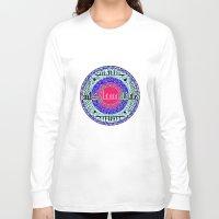 arabic Long Sleeve T-shirts featuring Arabic colors  by MinaSparklina