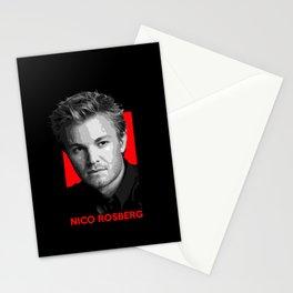 Formula One - Nico Rosberg Stationery Cards