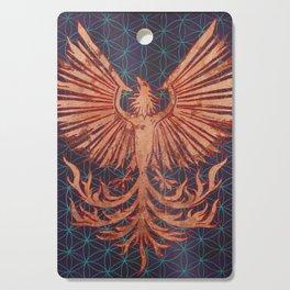 Phoenix rising Cutting Board