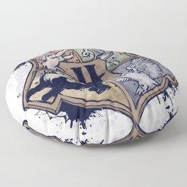 Hogwarts Houses Floor Pillow