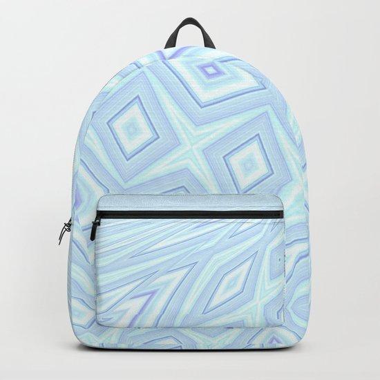 Psychedelic Diamonds Backpack