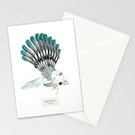 Rhipidura Bionicosa Stationery Cards