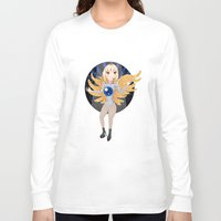 artrave Long Sleeve T-shirts featuring artRAVE - ARTPOP by Aldo Monster