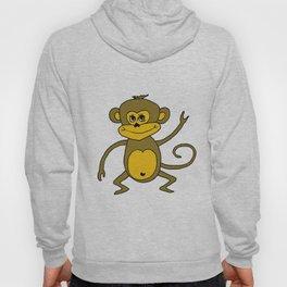 Little Monkey - Year of the Monkey 2016 : Chinese Zodiac Sign  Hoody