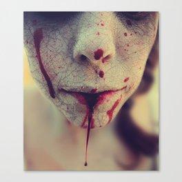 Holly Sue | Decayed Canvas Print