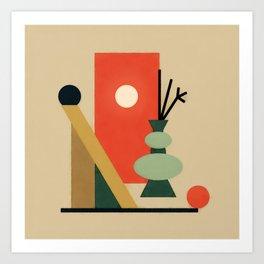 Terra Madre Balance Art Print