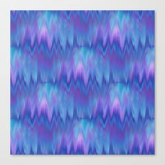 I Love Blue 2-Ocean Frequency  Canvas Print