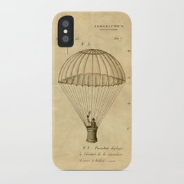 Falling, With Style iPhone Case