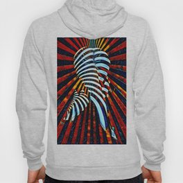6879-LB Cosmic End in Female Form Hoody