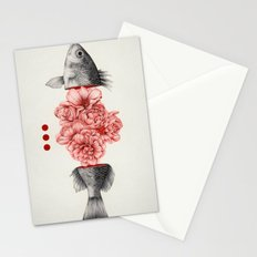 To Bloom Not Bleed Stationery Cards
