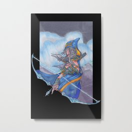 Ashe Metal Print