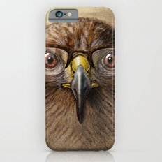 Hipster Eagle iPhone 6s Slim Case