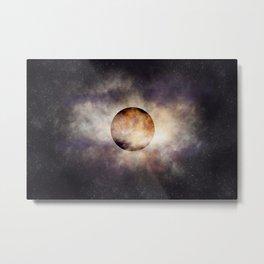 Supernova Metal Print