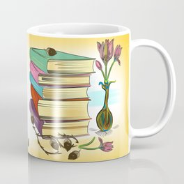 Books Coffee Mug