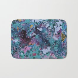 Sparkling nature in summer Bath Mat