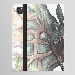 Dilophosaurus iPad Folio Case