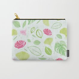 Happy Days Pattern Carry-All Pouch