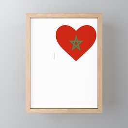 Morocco Framed Mini Art Print