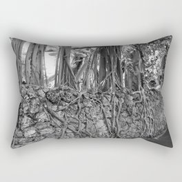 Miami Roots Rectangular Pillow