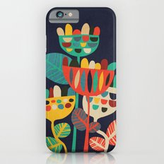 Wild Flowers Slim Case iPhone 6